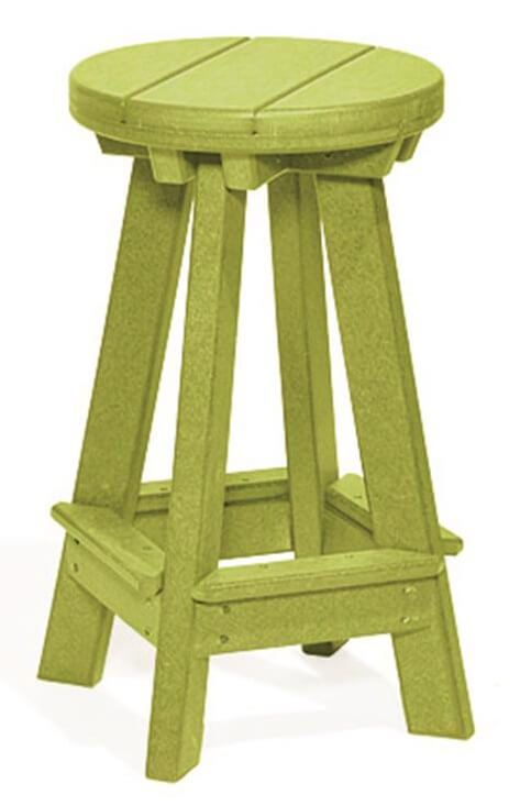 Canova Beach Outdoor Bar Stool