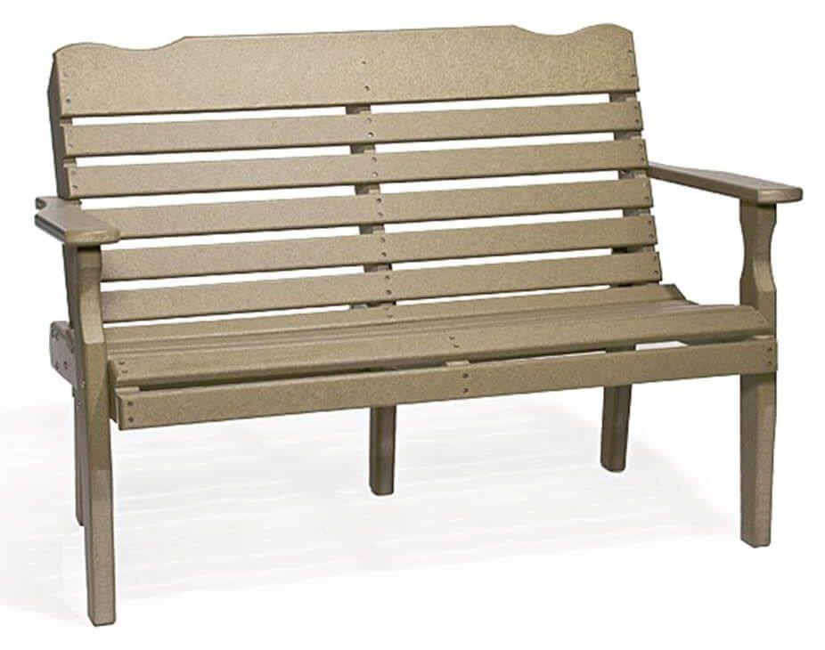 Eagle Beach Outdoor Bench