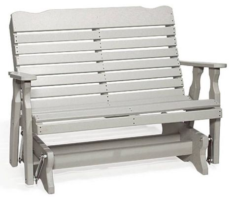 St. Pete Outdoor Poly Double Glider