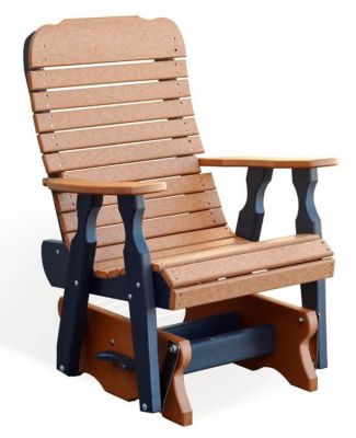 Two-toned Whitehaven Outdoor Glider