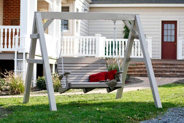 Amish Patio Swing