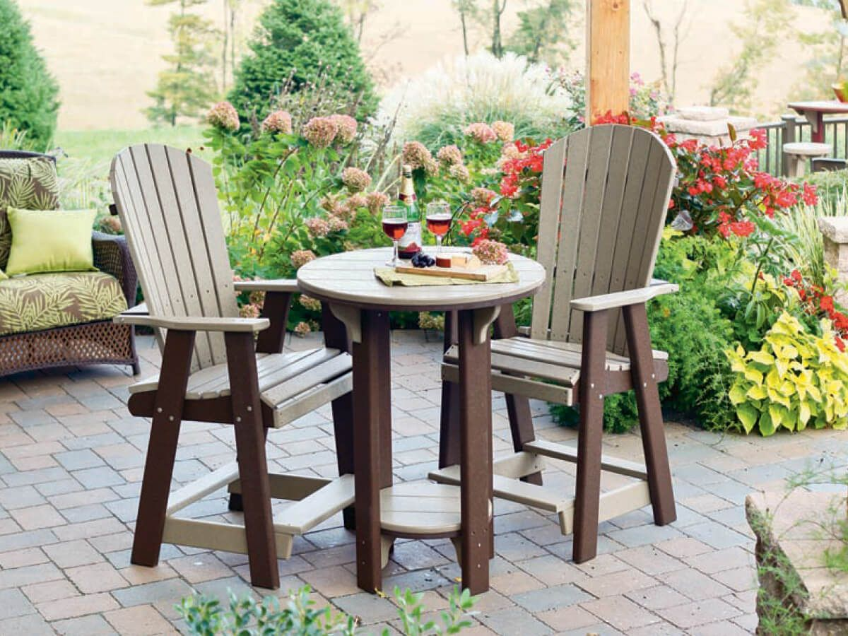 Canova Beach Outdoor Pub Set
