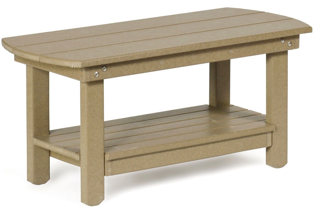 Cavendish Outdoor Coffee Table Countryside Amish Furniture