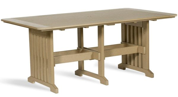 72 Inch Cavendish Outdoor Dining Table