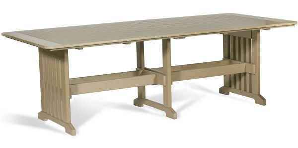 96 Inch Cavendish Outdoor Dining Table