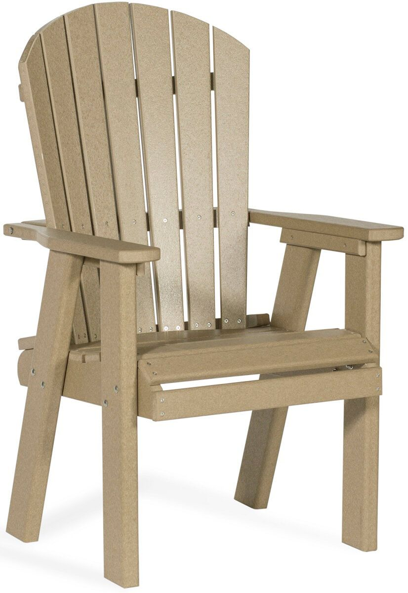 Maya Bay Outdoor Bistro Chair Countryside Amish Furniture