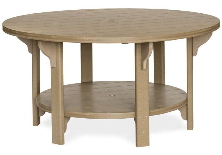 Maya Bay 60 Inch Outdoor Bistro Table