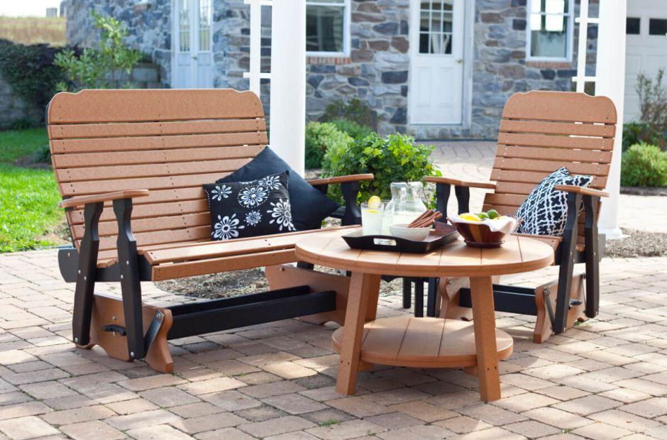 Whitehaven Outdoor Seating Set image 1