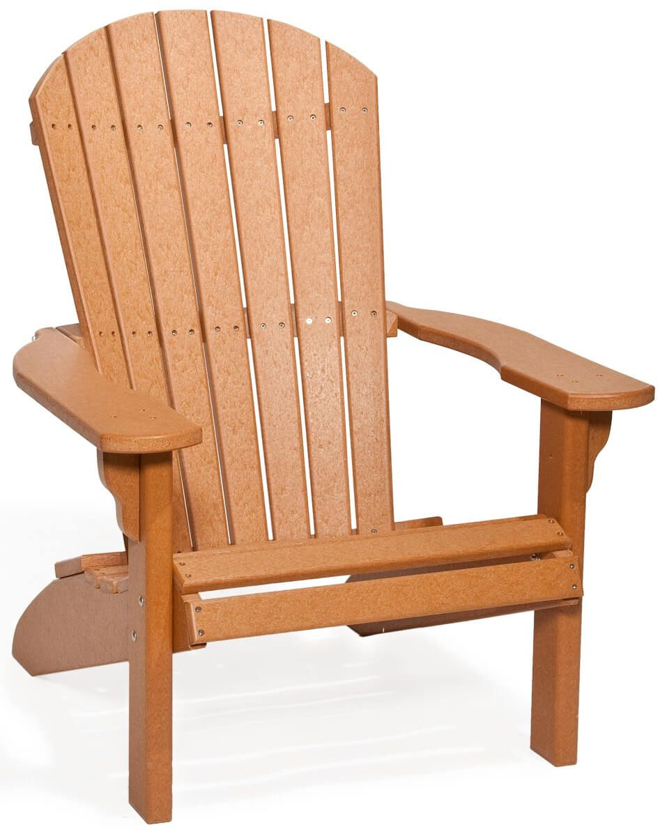 Cedar Poly Adirondack Chair