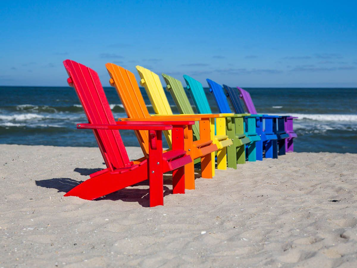Bahia Adirondack Chair Backs