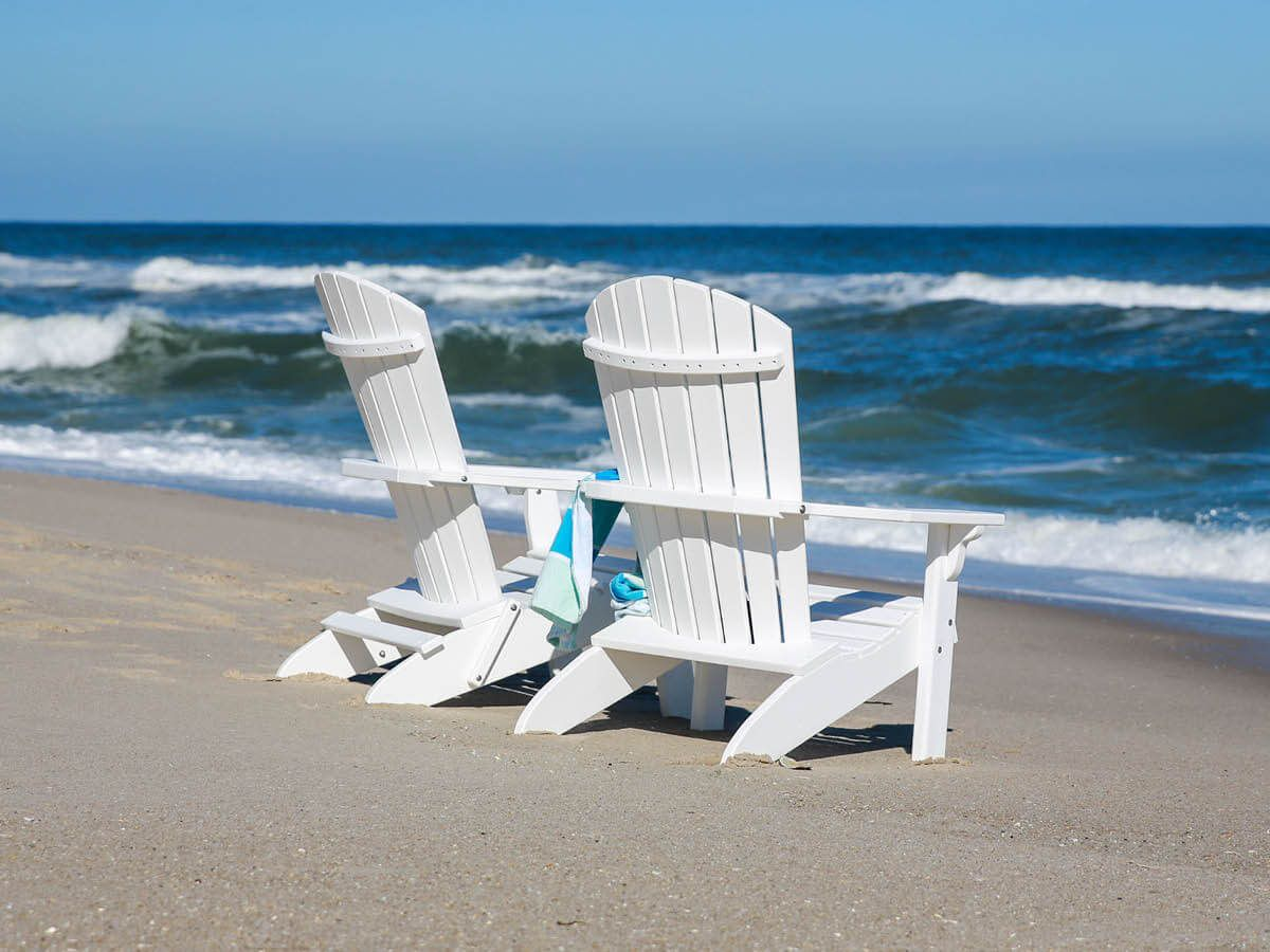 Eco-friendly Amish Adirondack Chairs