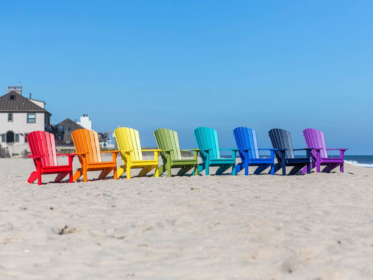 Amish Made Beach Chairs