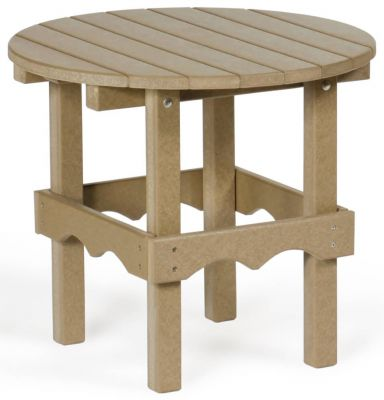 Poly Wood End Table