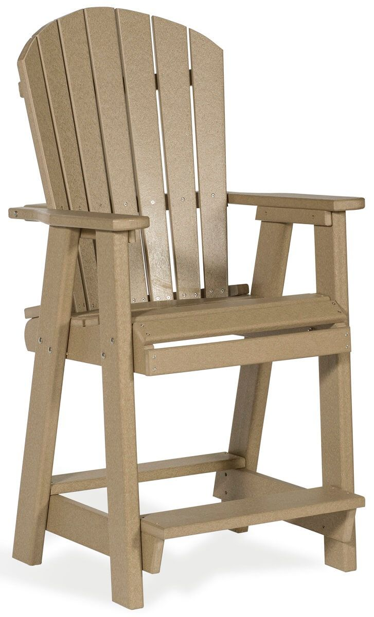 Weatherwood Outdoor Poly Chair