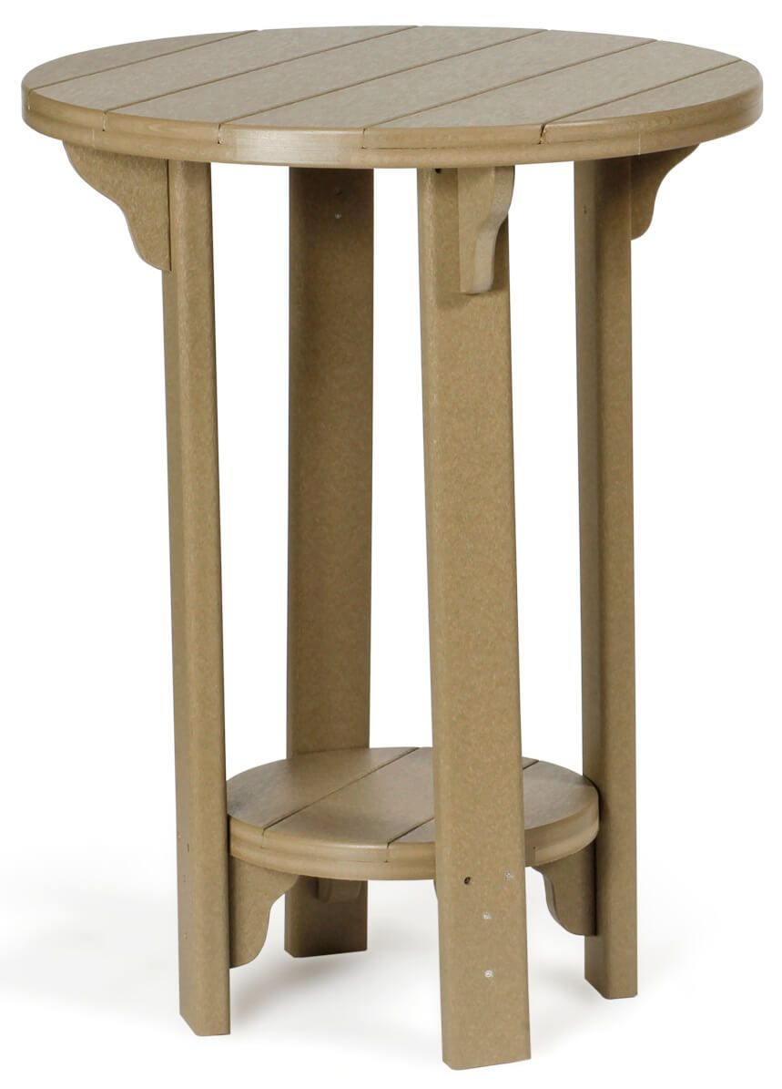 Weatherwood Poly Outdoor Table