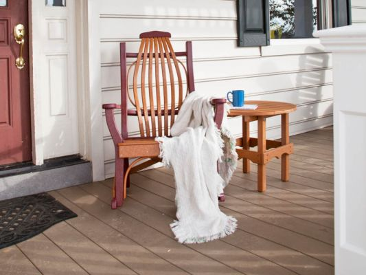 Amish Porch Rocking Chair