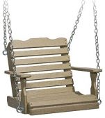 Eagle Beach Child's Porch Swing