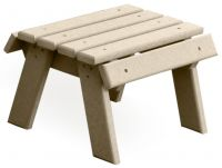 St. Pete Outdoor Footstool