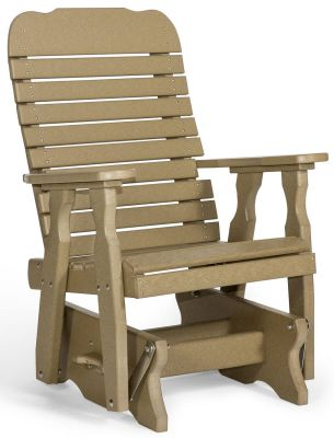 Poly Wood Gliding Chair