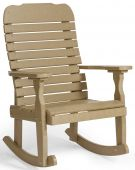 Whitehaven Outdoor Rocker