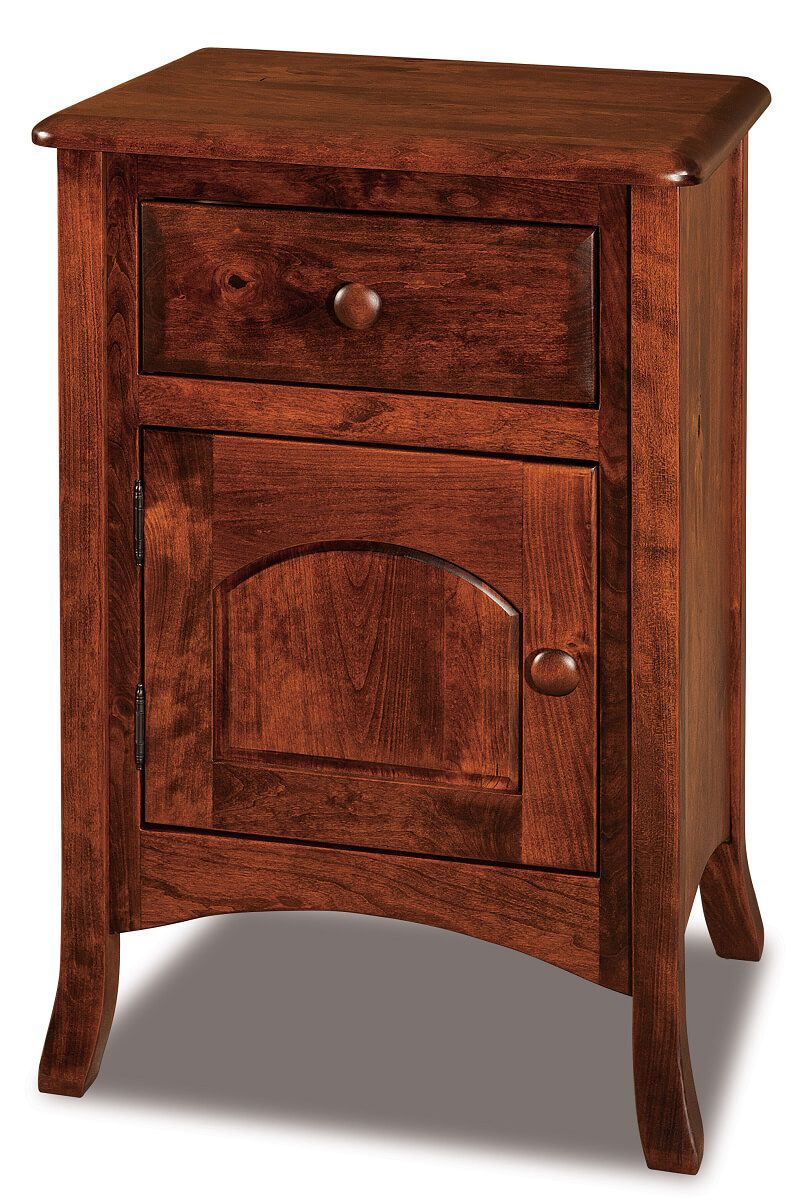 Bradley Door Nightstand