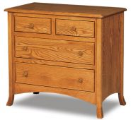Bradley 4-Drawer Child's Chest