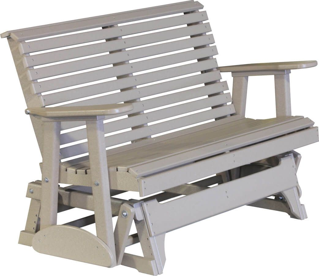 Cape Lookout 4' Patio Glider Bench