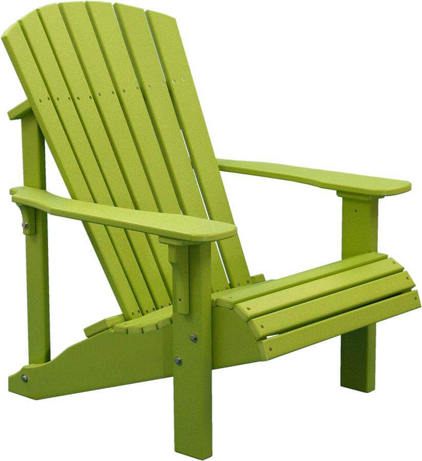 Pictured in Lime Green