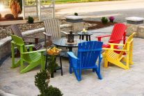 Rockaway Outdoor Seating Set