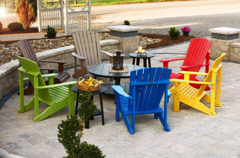 Rockaway Outdoor Seating Set image 1