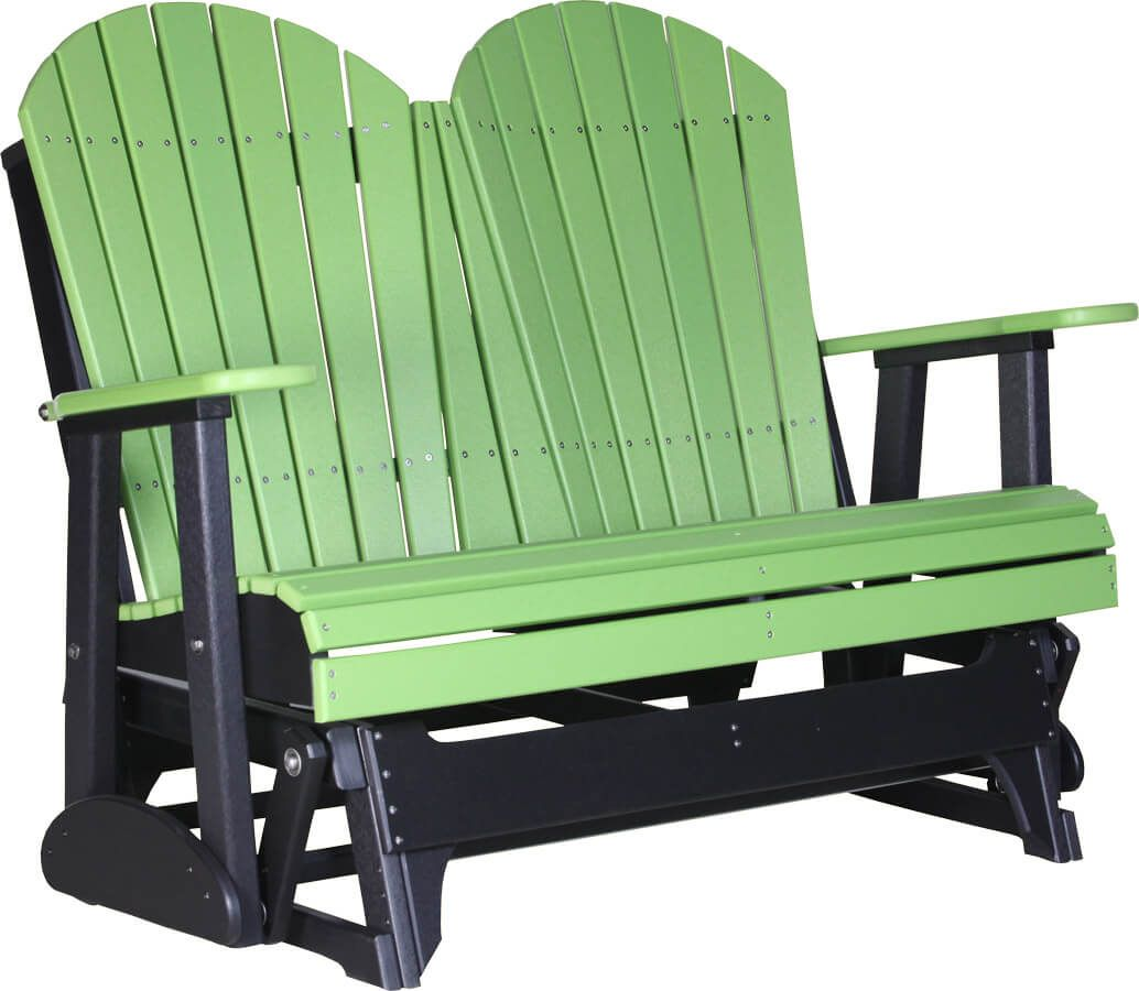 Pictured in Lime Green - 4'