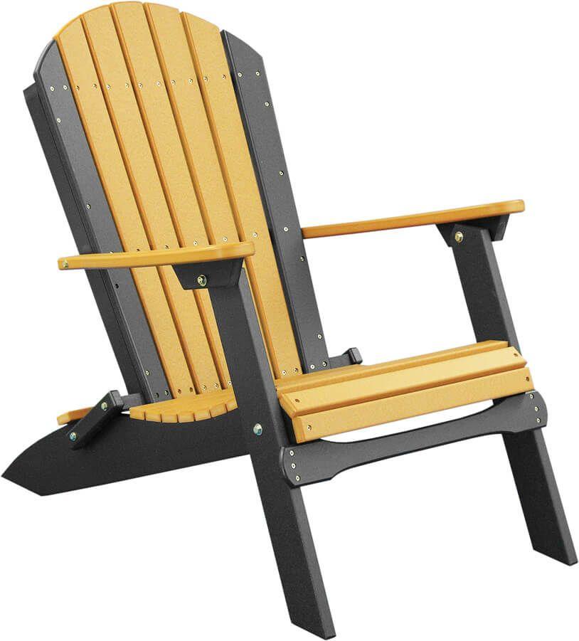 Tahiti Folding Adirondack Chair