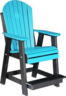 Tahiti Adirondack Balcony Chairs Countryside Amish Furniture