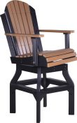 Tahiti Outdoor Swivel Bar Chair