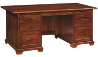 Wheaton River Executive Desk