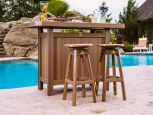 Arashi Outdoor Serving Bar