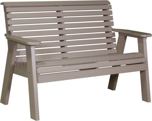 Weatherwood Cape Lookout Patio Bench