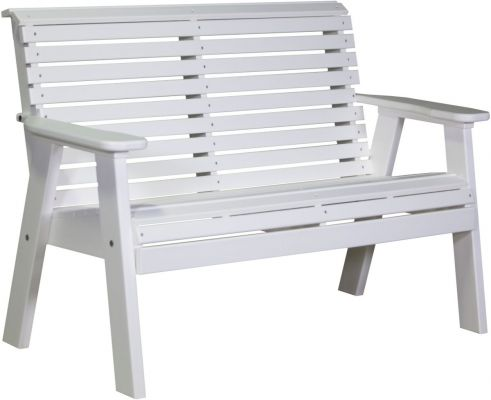 White Cape Lookout Patio Bench