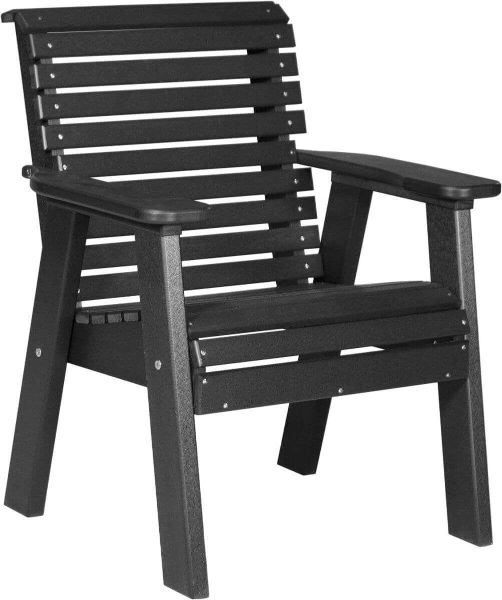 Black Cape Lookout Patio Chair
