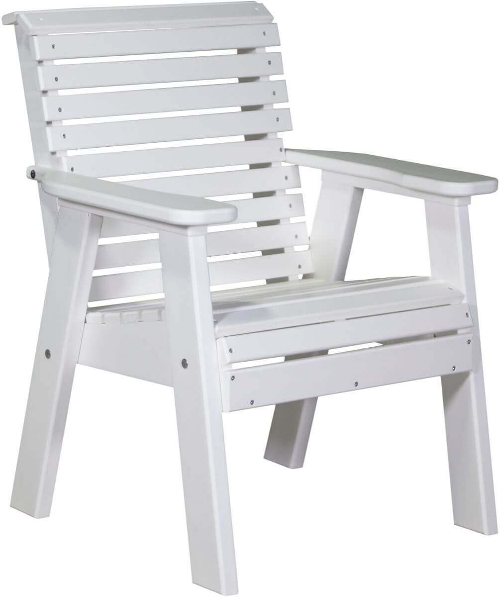 White Cape Lookout Patio Chair