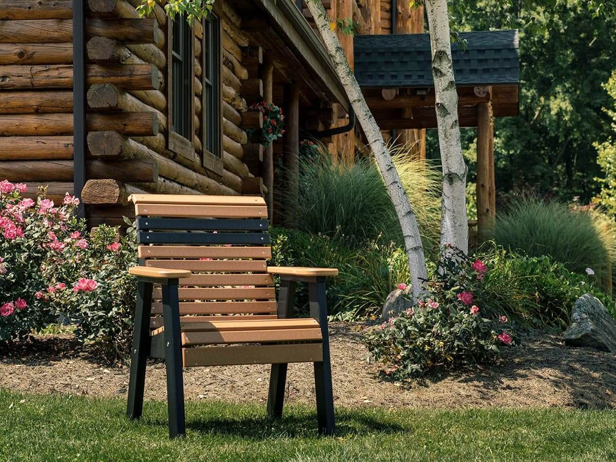 Poly Lumber Patio Chair