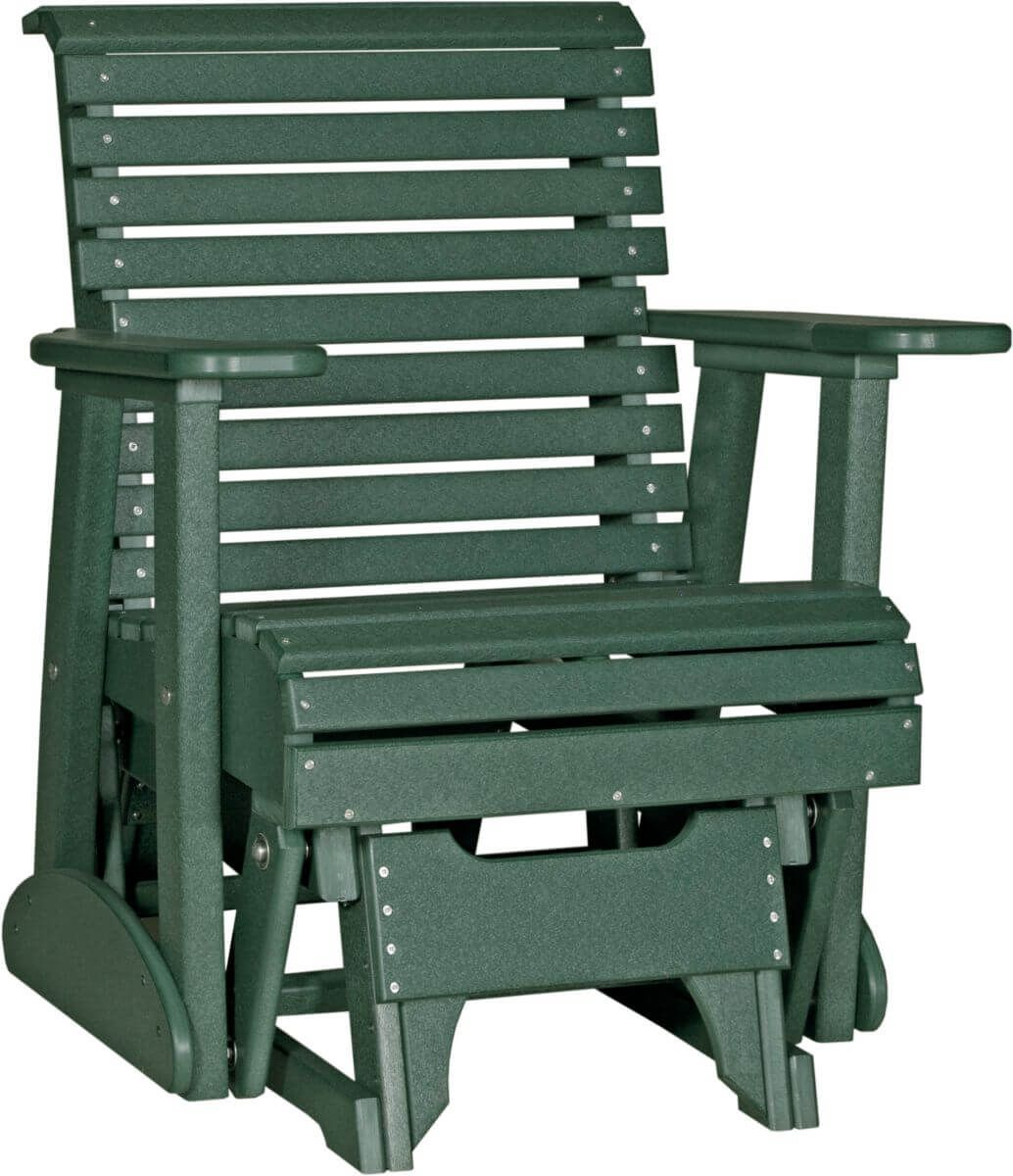 Green Cape Lookout Patio Glider