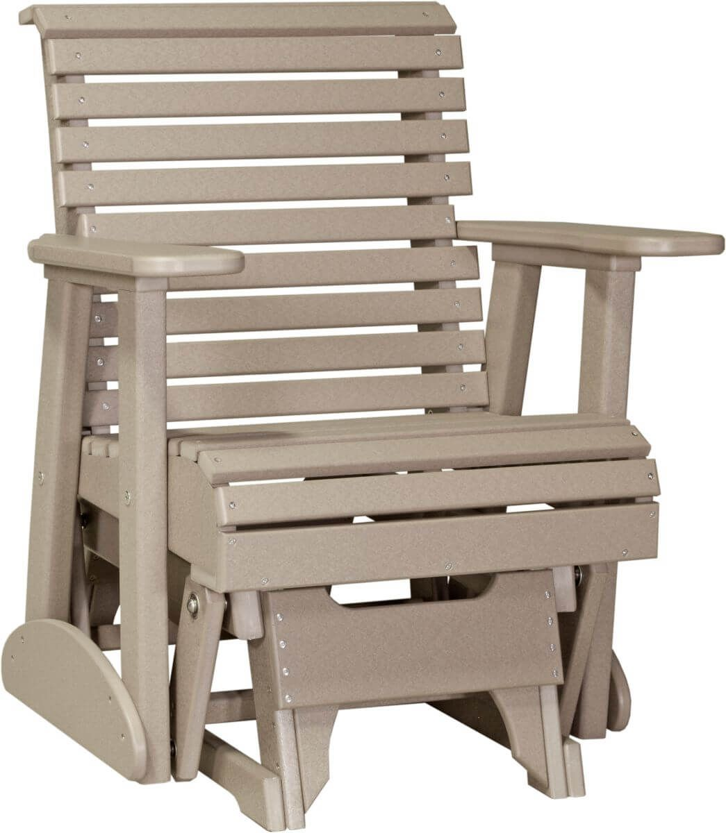 Weatherwood Cape Lookout Patio Glider