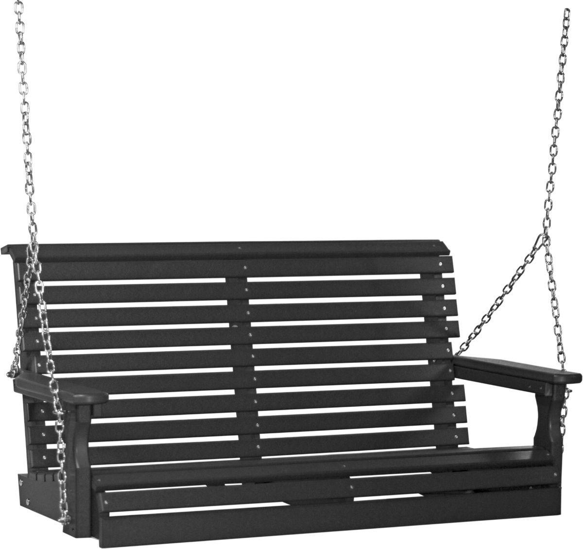 Black Cape Lookout Porch Swing