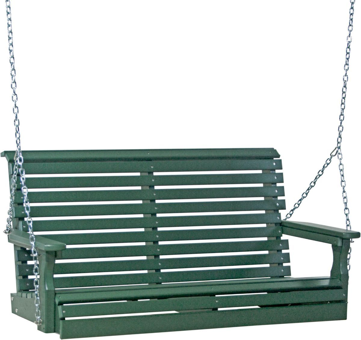 Green Cape Lookout Porch Swing