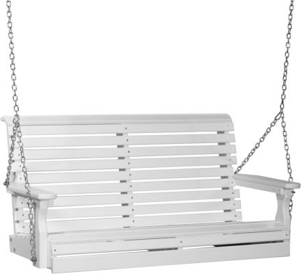 White Cape Lookout Porch Swing