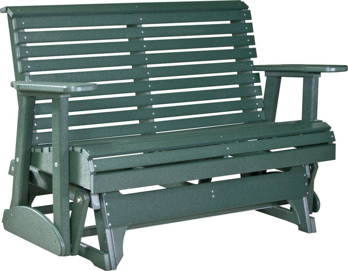 Green Cape Lookout Patio Glider Bench