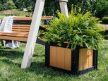 Pigeon Point Commercial Outdoor Planter