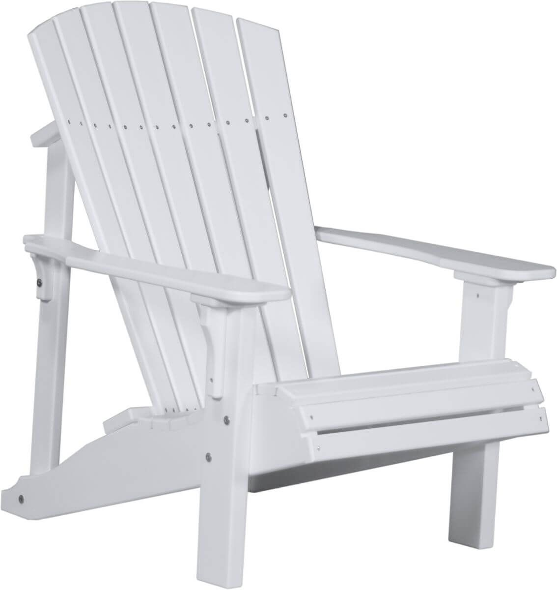 White Rockaway Adirondack Chair
