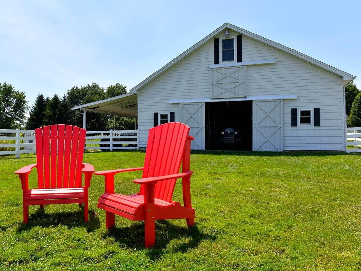 Rockaway Highback Adirondack Chair